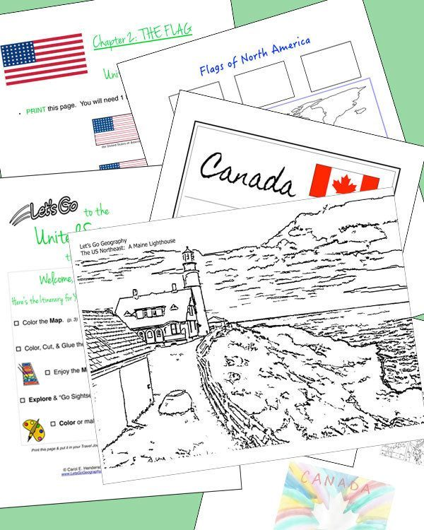 Hands-On Activities for Homeschool Geography