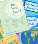 Travel Journal Covers