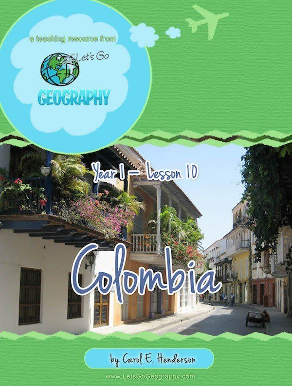 Lets Go Geography: Colombia