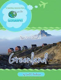Let's Go Geography Curriculum--Greenland