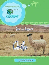 Let's Go Geography Curriculum--Chile