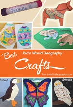 Kids make the best geography crafts with Lets Go! They love the Poison Dart Frogs, the Snowy Owl, the Rainstick, and all the other weekly activities they do with each country. And mom loves how easy it all is. Share this pin with friends! #geographycrafts #makinggeographyfun #elementarygeographycurriculum #homeschoolgeographycurriculum #homeschoolgeography #geographycurriculum #letsgogeography #geographyforkids #homeschoolgeographyideas #homeschoolgeographyactivities
