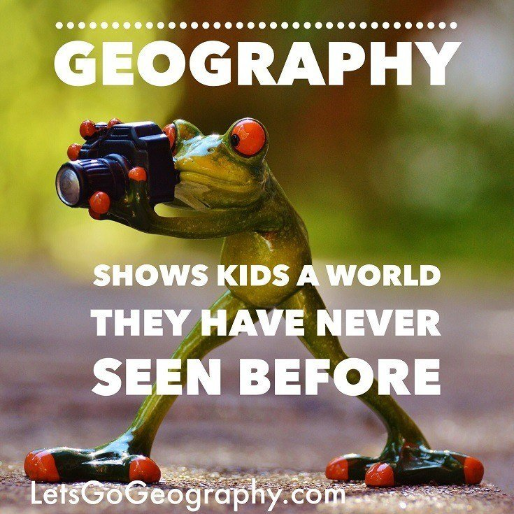 Fun World Geography for Kids