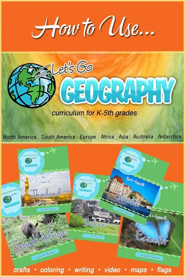 How To Use Let's Go Geography