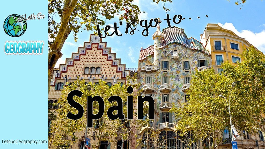 Video:  Spain for Kids
