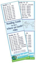 Where on Earth? Atlas Reading Guide