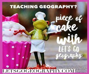 Hands-On Geography at LetsGoGeography.com