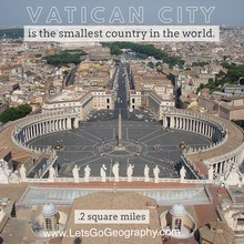 Vatican City | Let's Go Geography