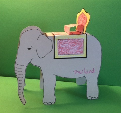 Let's Go Geography Crafts for Kids:  Thailand