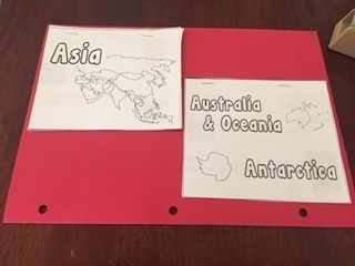 Kids Geography Crafts