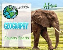 Geography for Kids: Africa