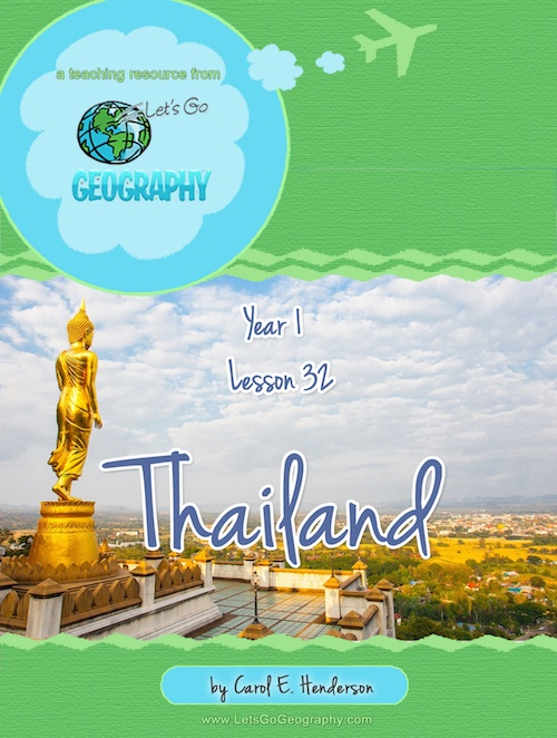 Geography for Kids, Thailand