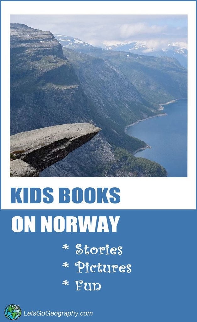 Books About Norway for Kids