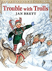 Trouble With Trolls | Kids Books About Norway