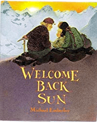 Welcome Back Sun - Kids Books About Norway