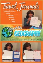 Geography Projects: Travel Journals