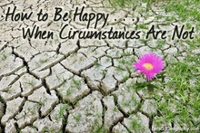 Blooming Despite Bad Circumstances