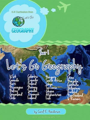 Get the best homeschool Geography Curriculum for K-5th grades! Kids learn a new country every week with hands-on activities for every learning style. No more boring worksheets!