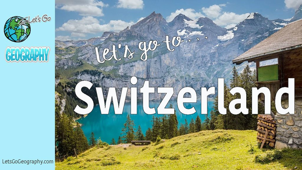 Take a Virtual Field Trip with this video on Switzerland for Kids! Short and sweet, this video from Let's Go Geography is great for all attention spans. Share with friends! #letsgogeography #switzerland for kids #geographyforkids
