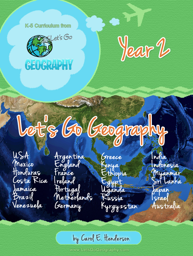 Lets Go Geography Year 2