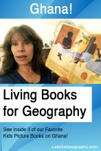 Look Inside 3 of our Favorite Living Books for Geography on Norway! Carol from Let's Go Geography gives you a short video tour. Share with friends! #letsgogeography #livingbooksforgeography #norwayforkids