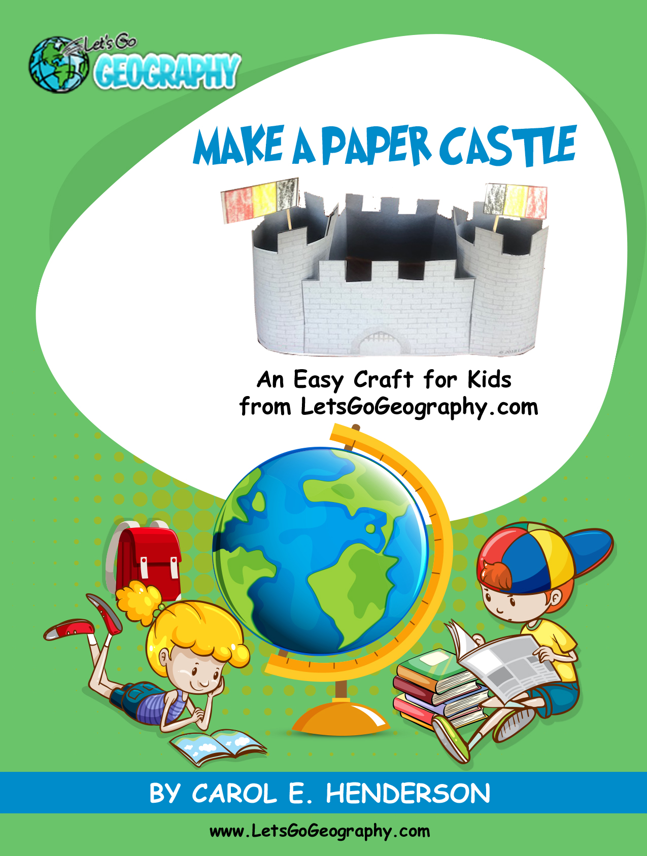 Geography Craft for Kids